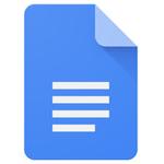 G suite - Googleドキュメント
