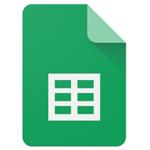 G suite - Googleスプレッドシート